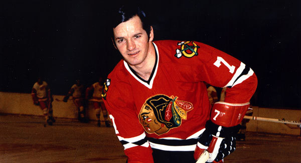 #7 All Time Points Leader, Blackhawks All Time Points
