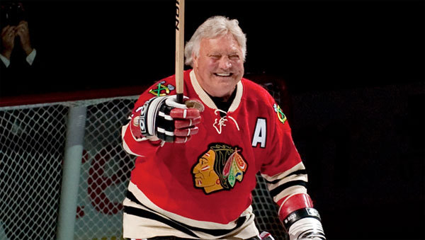 Bobby Hull Blackhawks 16 and legacy of Bobby Hull