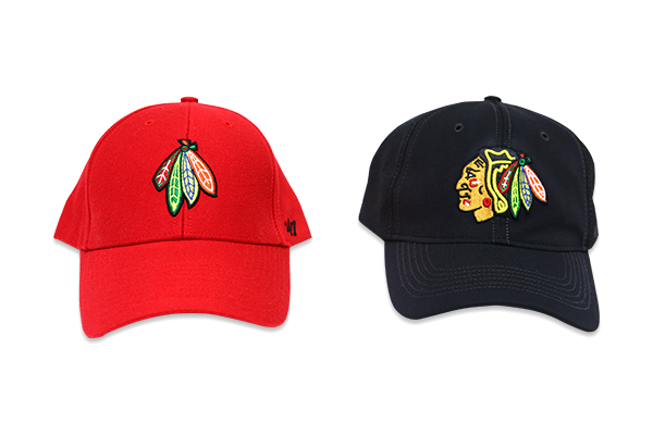 Blackhawks Hat With Feathers 47 Brand Four Feathers Hat $25