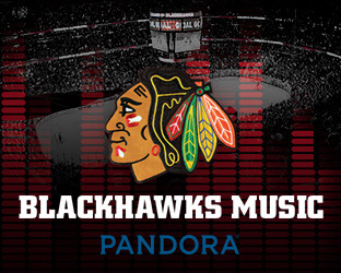 Blackhawks Pandora Station