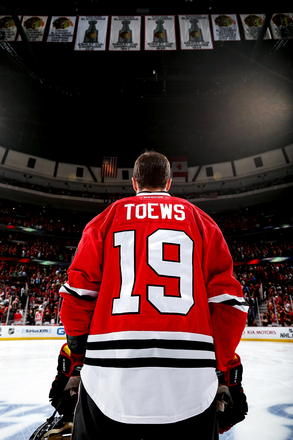 toews cup banners