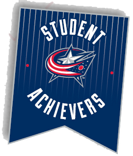 Columbus Blue Jackets Foundation Student Achievers | Columbus Blue