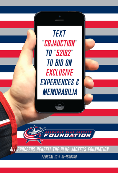 Blue Jackets Foundation - JacketIn