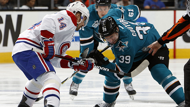 Hockey from across the Pond: NHL - Montreal Canadiens @ San