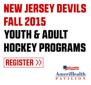 New Jersey Devils Fall Programs - Hockey Camps Designed for All Ages - Mite • Squirt • Peewee • Bantam • Midget • Junior • Adult