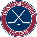 Twin Oaks Ice Rink logo