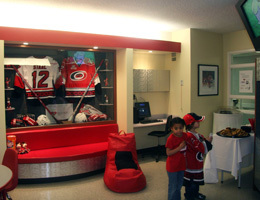 Canes Playroom