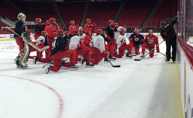 Canes Announce Development Camp Roster
