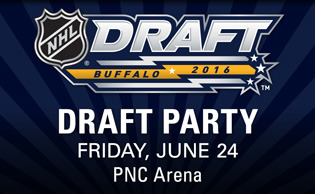 NHL Draft Party