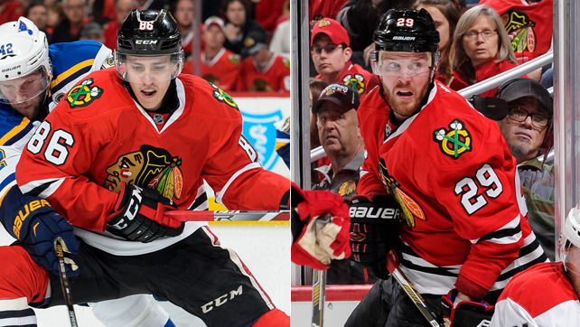 Canes Acquire Teravainen, Bickell from Chicago