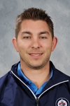 Winnipeg Jets Assistant Athletic Therapist/Strength & Conditioning Coach, Lee Stubbs