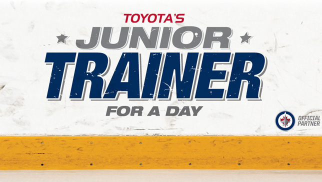 Toyota's Junior Trainer For A Day