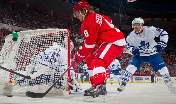 Projected Lineups: Maple Leafs vs. Red Wings