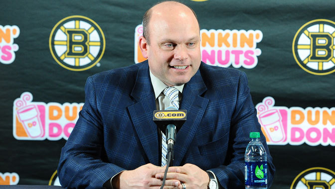 Bruins off-season plans don't include major free agency deals a…
