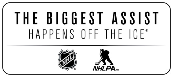 The biggest assist happens off the ice.