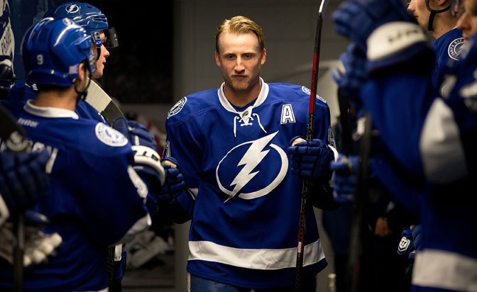 Lightning's Stamkos eyeing early March return