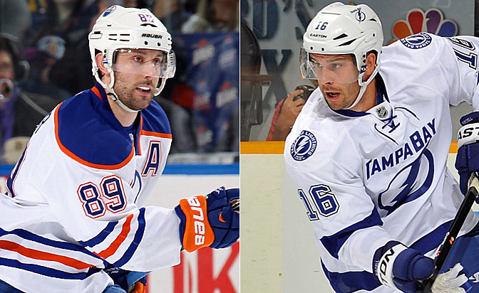 Gagner with Coyotes after trades; Oilers get Purcell