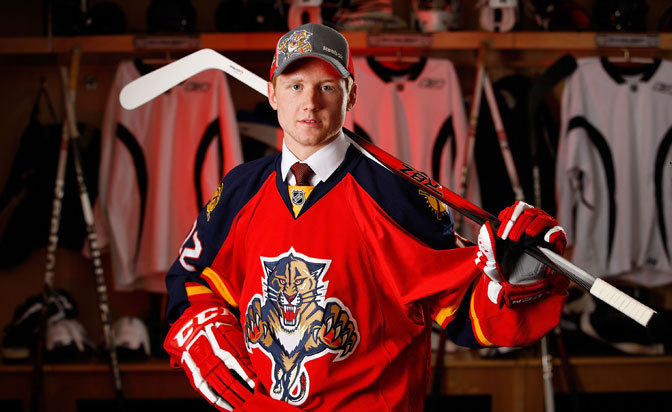 Panthers agree to terms with defenseman Matheson