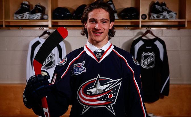 Blue Jackets prospect Milano to play in OHL