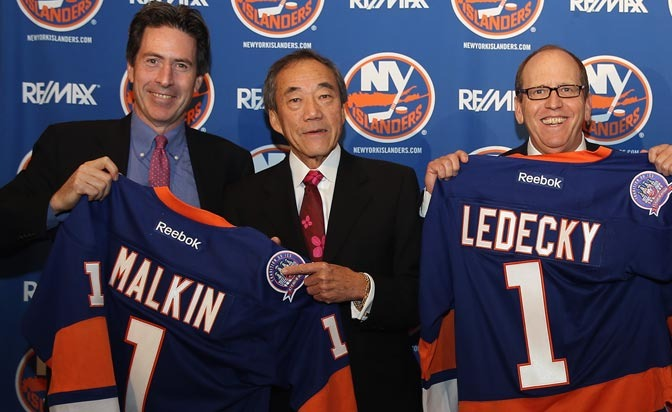 Incoming Islanders owners to continue Wang's vision