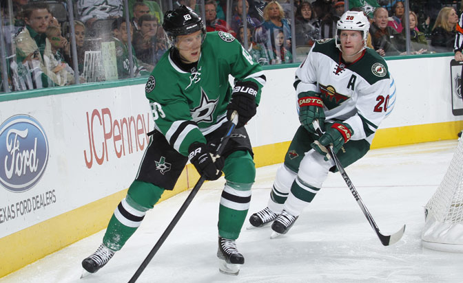 Stars' Hemsky feels improved after hip surgery: report