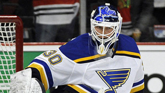 St. Louis Blues goaltender Martin Brodeur has the most wins (688) and shutouts (124) in NHL history.