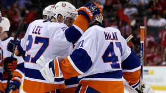 New York Islanders Young Players Benefit From Patient Approach - Capitals Vs Islanders