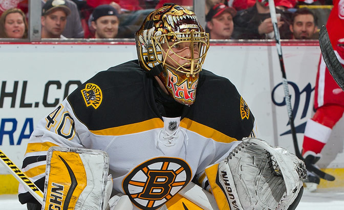 Bruins' Rask ready for heavy workload again if needed