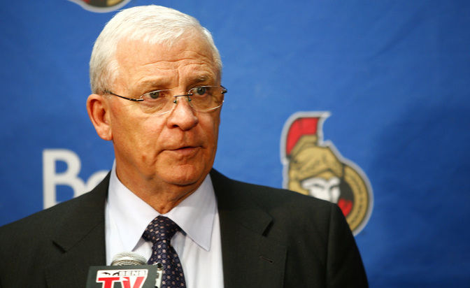 Senators GM Murray diagnosed with cancer