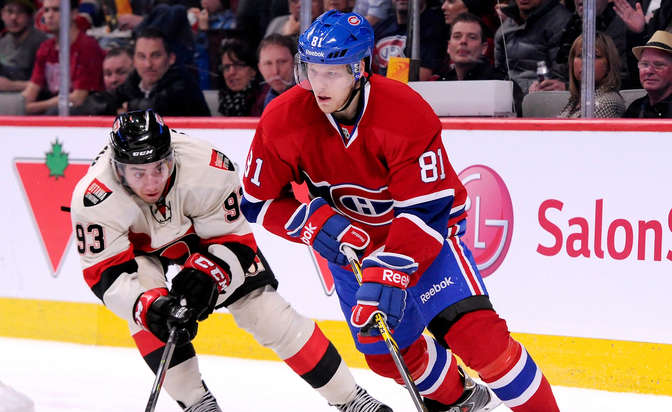 Eller, Canadiens agree to terms on four-year contract