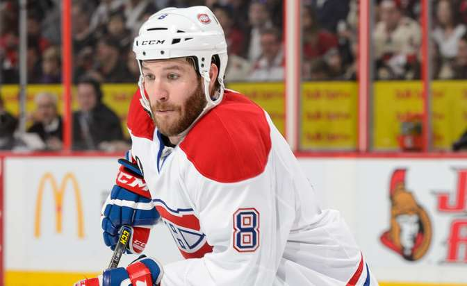 Prust was 'in shock' after trade to Canucks: report