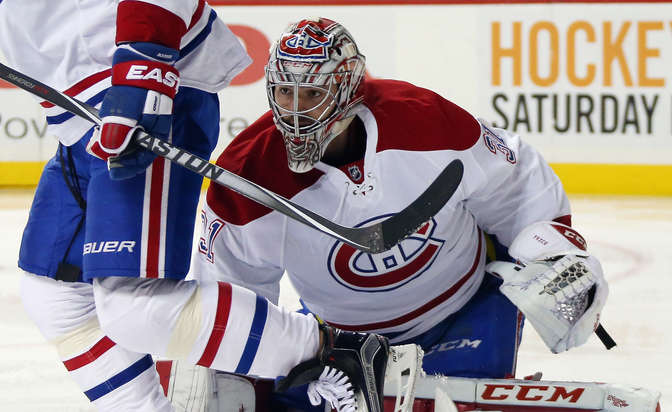 Canadiens goalie Carey Price to miss at least six weeks due to …
