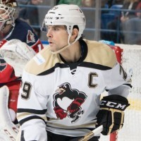 AHL: WILKES-BARRE/SCRANTON PENGUINS CAPTAIN TOM KOSTOPOULOS REACHES GAMES-PLAYED MILESTONE