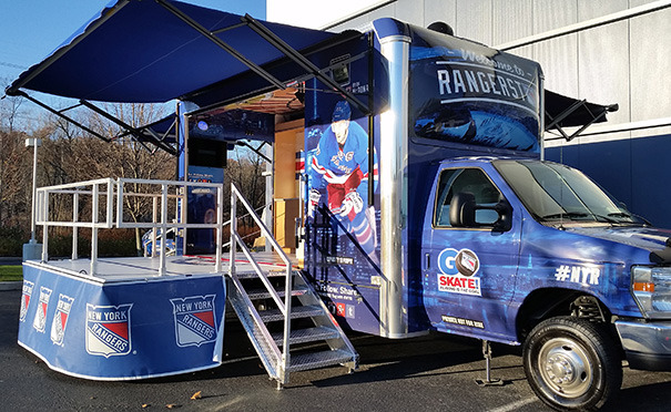 Rangers Road Tour