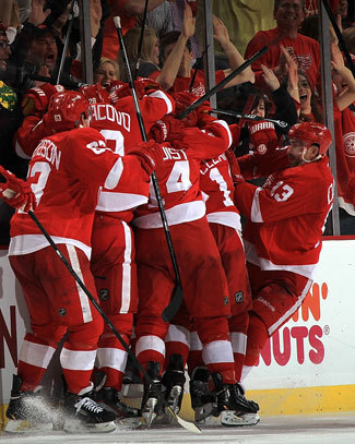 Detroit red wings game 7