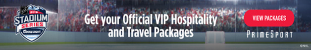 Official VIP Hospitality and Travel Packages