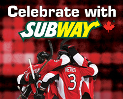 Celebrate with Subway