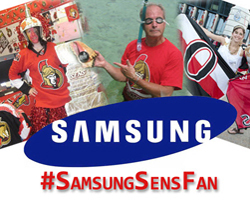 #SamsungSensFan of the Week!
