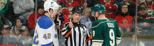 Wild vs. Blues