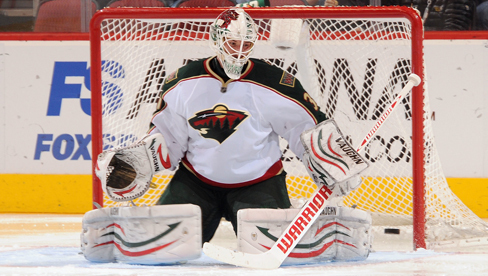 Goalie Josh Harding Wants To Play Big Role In Minnesota Wild's Future